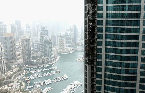 Fire At The Torch Tower In Dubai:ニュース(壁紙.com)