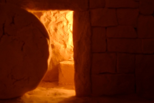 Easter「Empty tomb」:スマホ壁紙(5)