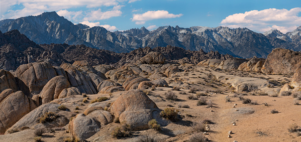 Valley「Lone Pine California」:スマホ壁紙(3)