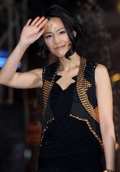 木村 佳乃「'Percy Jackson & The Olympians: The Lightning Thief' Japan Premiere」:写真・画像(11)[壁紙.com]