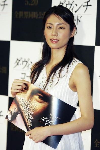 "Junko Kimura「Japanese Premiere of ""The Da Vinci Code""」:写真・画像(1)[壁紙.com]"