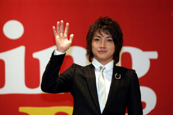藤原 竜也「Pusan International Film Festival 2007 - Day 5」:写真・画像(0)[壁紙.com]