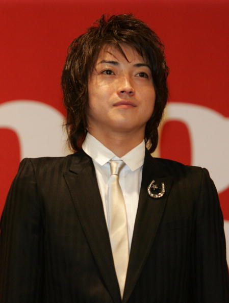 藤原 竜也「Pusan International Film Festival 2007 - Day 5」:写真・画像(5)[壁紙.com]