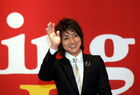 藤原 竜也「Pusan International Film Festival 2007 - Day 5」:写真・画像(4)[壁紙.com]