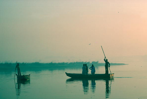 Horizon「Ferry, Delhi, India」:写真・画像(18)[壁紙.com]