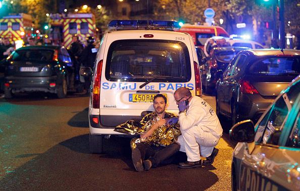 パリ「Many Dead After Multiple Shootings In Paris」:写真・画像(11)[壁紙.com]