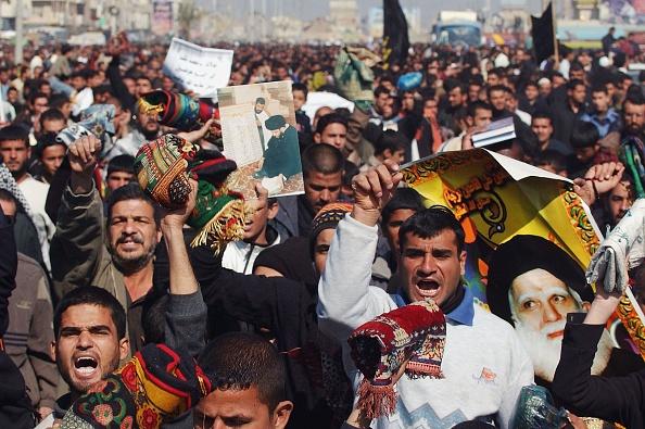 Abu Ghraib Prison「Iraqis Protest against New Prisoner Abuse Pictures」:写真・画像(19)[壁紙.com]