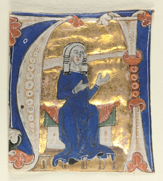 Manuscript「Historiated Initial (A) Excised From A Bible」:写真・画像(16)[壁紙.com]
