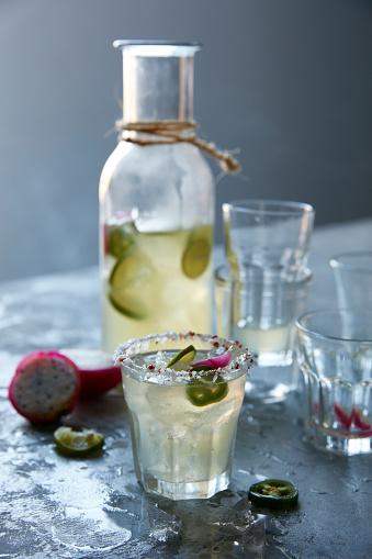Cocktail「Cactus Margarita」:スマホ壁紙(4)