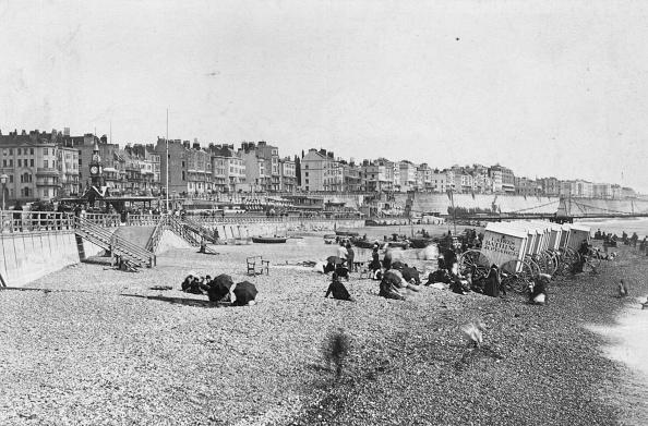 Brighton - England「Brighton Sands」:写真・画像(2)[壁紙.com]