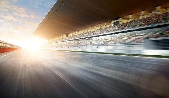 Auto Racing「Motion Race Track」:スマホ壁紙(17)