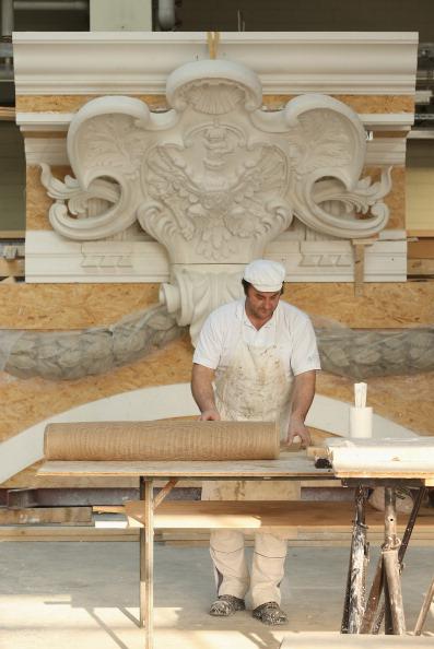 Silicon「Artisans Prepare Elements Of New Berliner Schloss」:写真・画像(8)[壁紙.com]