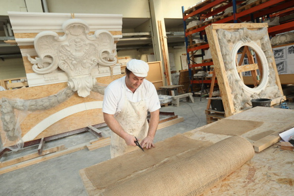 Silicon「Artisans Prepare Elements Of New Berliner Schloss」:写真・画像(9)[壁紙.com]