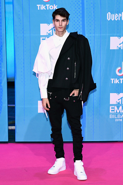 MTVヨーロッパ音楽賞「MTV EMAs 2018 - Red Carpet Arrivals」:写真・画像(16)[壁紙.com]