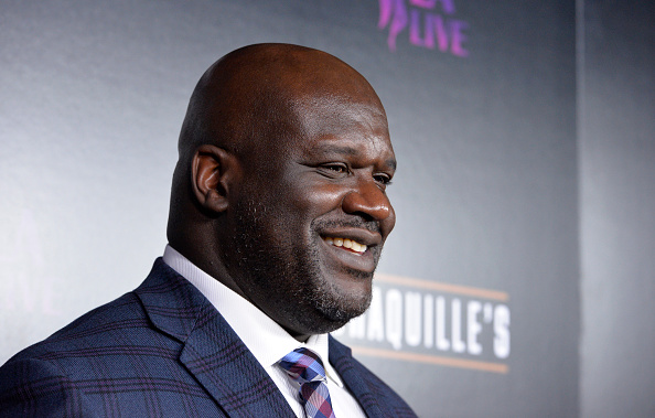 Shaquille O'Neal「Grand Opening Of Shaquille's At L.A. Live」:写真・画像(1)[壁紙.com]