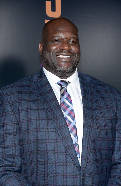 Shaquille O'Neal「Grand Opening Of Shaquille's At L.A. Live」:写真・画像(2)[壁紙.com]