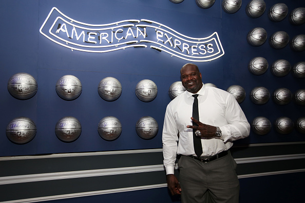 Shaquille O'Neal「The American Express Experience At NBA All-Star 2020 - Day 2」:写真・画像(12)[壁紙.com]