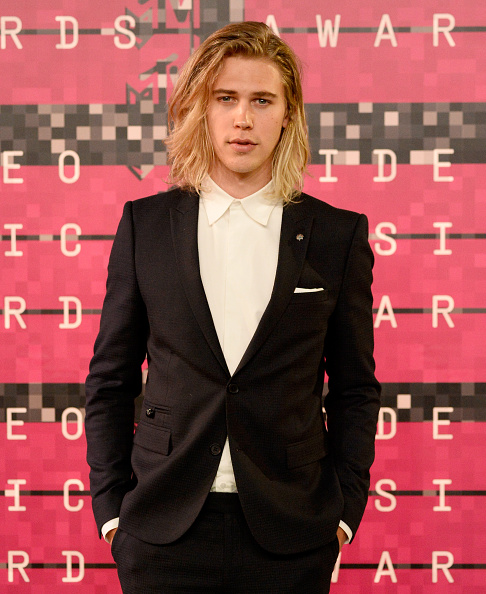Austin Butler「2015 MTV Video Music Awards - Arrivals」:写真・画像(3)[壁紙.com]