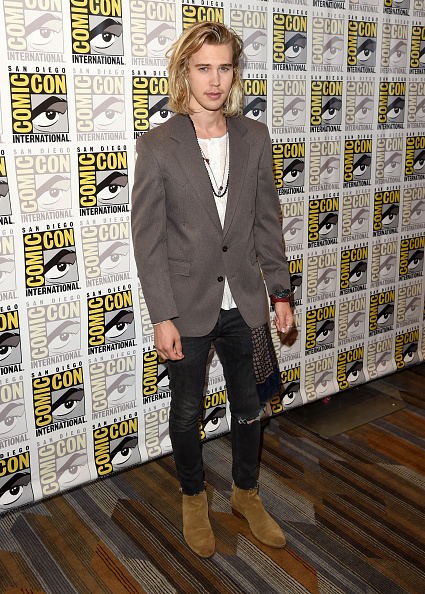 Austin Butler「Comic-Con International 2015 - 'The Shannara Chronicles' Press Room」:写真・画像(9)[壁紙.com]