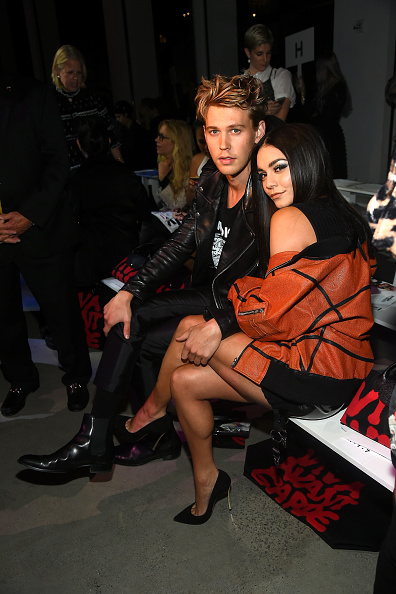 Austin Butler「Jeremy Scott - Front Row - September 2017 - New York Fashion Week: The Shows」:写真・画像(5)[壁紙.com]