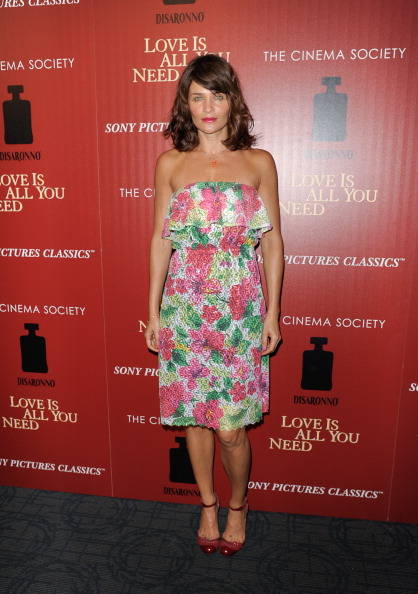 """Landmark Sunshine Theater「The Cinema Society & Disaronno Present A Screening Of Sony Pictures Classics' """"Love Is All You Need"""" - Arrivals」:写真・画像(2)[壁紙.com]"""