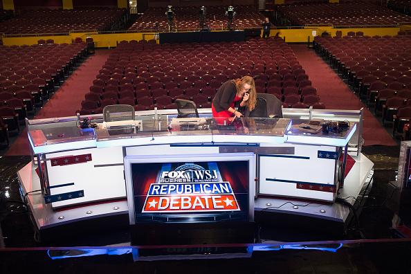 Scott Olson「Milwaukee Prepares For Fourth GOP Presidential Debate」:写真・画像(12)[壁紙.com]