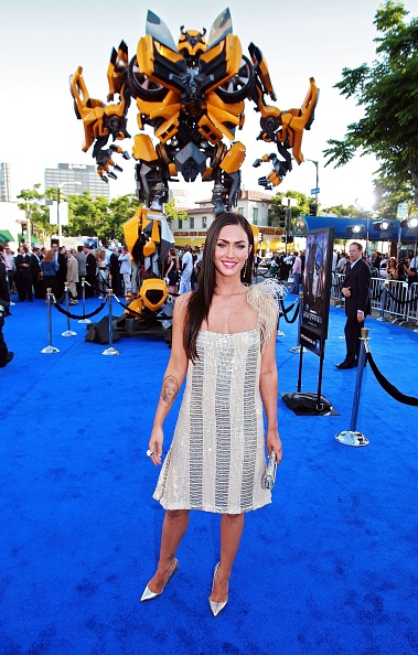 """Transformers - Named Work「Paramount Pictures' Premiere Of """"Transformers"""" - Arrivals」:写真・画像(8)[壁紙.com]"""