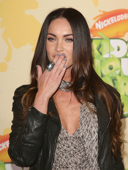 Leather Jacket「Nickelodeon's 22nd Annual Kids' Choice Awards - Arrivals」:写真・画像(4)[壁紙.com]