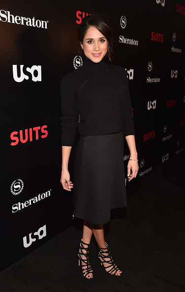 レッドカーペット「Premiere Of USA Network's 'Suits' Season 5 - Red Carpet」:写真・画像(7)[壁紙.com]