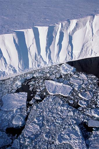 Antarctica「Drygalski Ice Tongue」:スマホ壁紙(18)