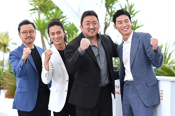 "Kim Tae「""The Gangster, The Cop, The Devil"" Photocall - The 72nd Annual Cannes Film Festival」:写真・画像(3)[壁紙.com]"