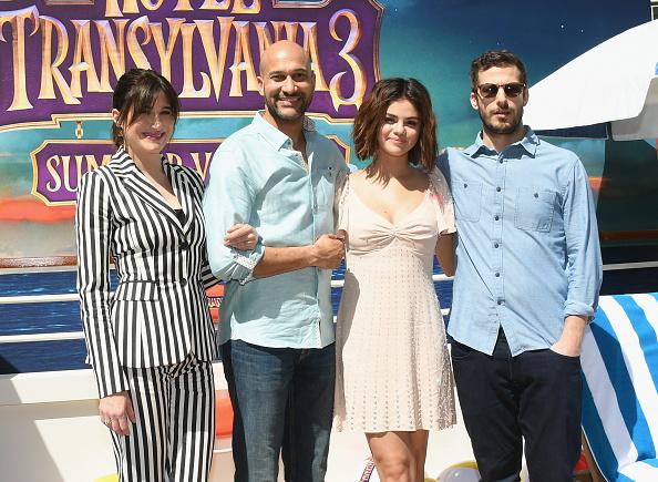 "Jon Kopaloff「Photo Call For Sony Pictures' ""Hotel Transylvania 3: Summer Vacation""」:写真・画像(16)[壁紙.com]"