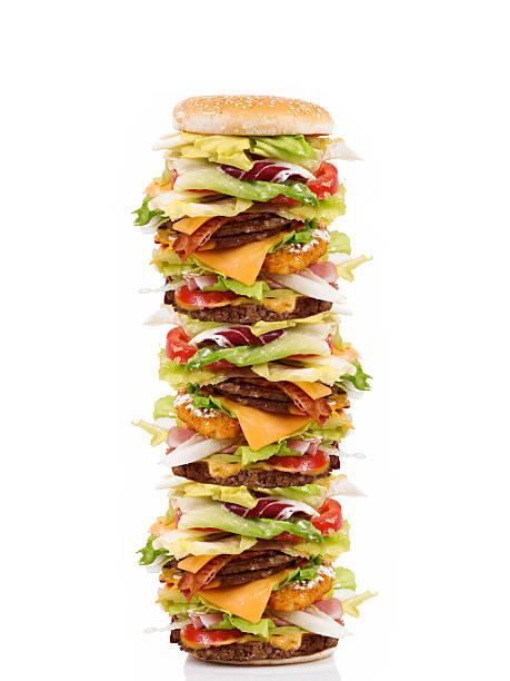 High Hamburger:スマホ壁紙(壁紙.com)