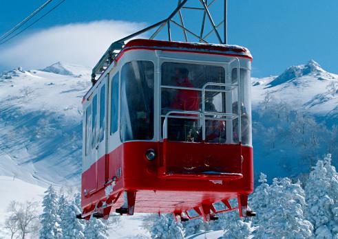 Aerial tramway「Gondola」:スマホ壁紙(18)