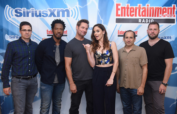 Attending「SiriusXM's Entertainment Weekly Radio Channel Broadcasts From Comic Con 2017 - Day 1」:写真・画像(7)[壁紙.com]