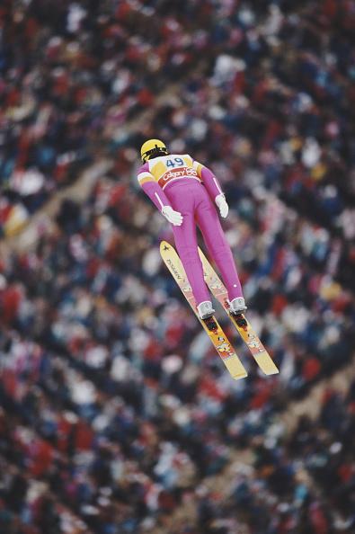 70 Meter「XV Olympic Winter Games」:写真・画像(0)[壁紙.com]