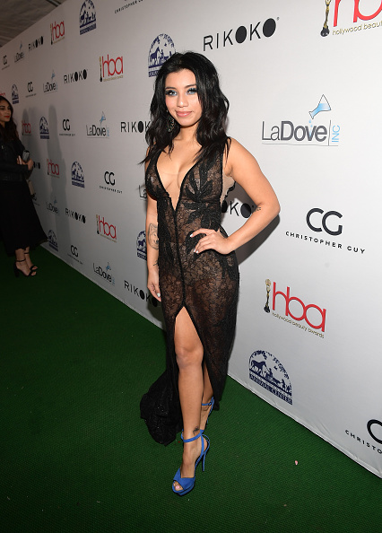 Hollywood - California「4th Hollywood Beauty Awards - Arrivals」:写真・画像(17)[壁紙.com]