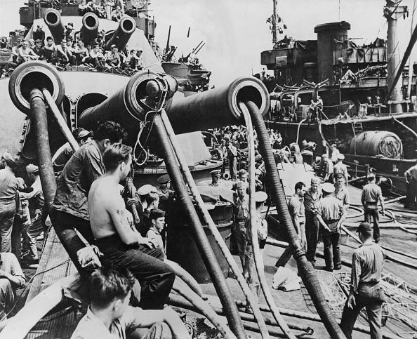 1940-1949「USS Pennsylvania」:写真・画像(2)[壁紙.com]