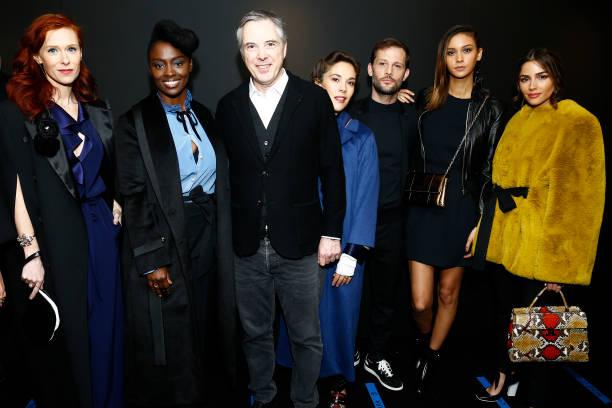 Lanvin「Lanvin : Front Row - Paris Fashion Week Womenswear Fall/Winter 2018/2019」:写真・画像(19)[壁紙.com]