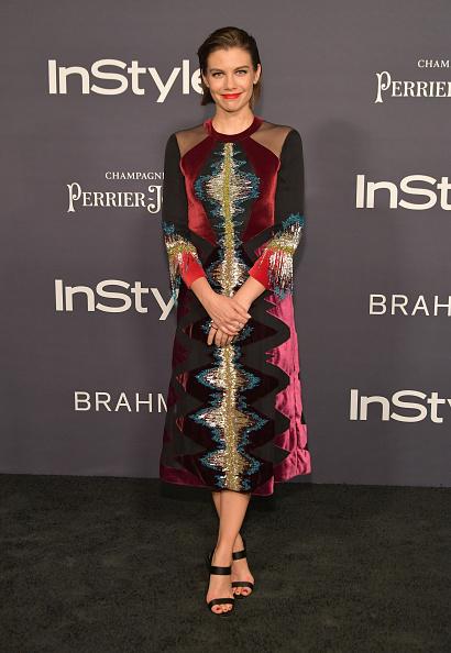 Lauren Cohan「3rd Annual InStyle Awards - Arrivals」:写真・画像(13)[壁紙.com]