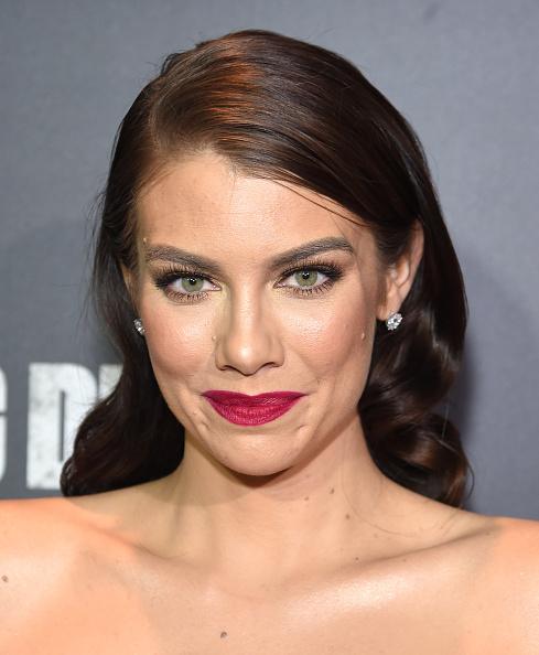"""Lauren Cohan「AMC's """"The Walking Dead"""" Season 6 Fan Premiere Event At Madison Square Garden 2015 - Arrivals」:写真・画像(11)[壁紙.com]"""