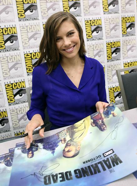 Lauren Cohan「AMC At Comic Con 2018 - Day 2」:写真・画像(10)[壁紙.com]