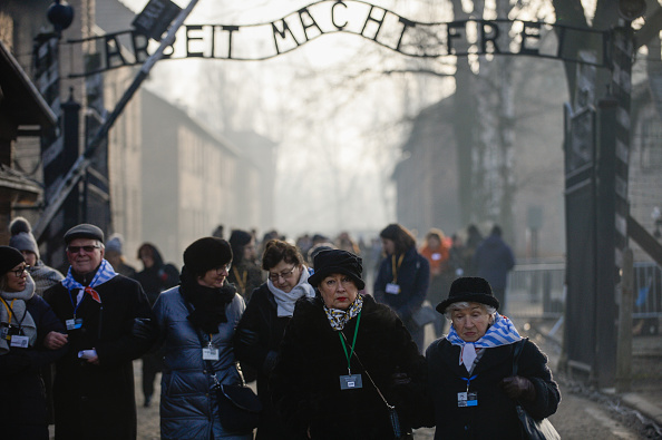 Survival「Auschwitz Memorial Commemorates 75th Anniversary Since Liberation」:写真・画像(13)[壁紙.com]