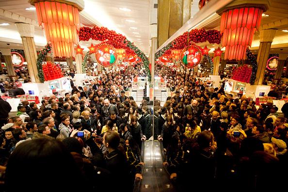"Black Friday「""Black Friday"" Marks Start Of Holiday Shopping Season」:写真・画像(6)[壁紙.com]"