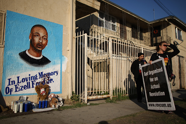 Black History in the US「LAPD Releases Autopsy Report On Police Shooting Of Mentally-Ill Man」:写真・画像(19)[壁紙.com]