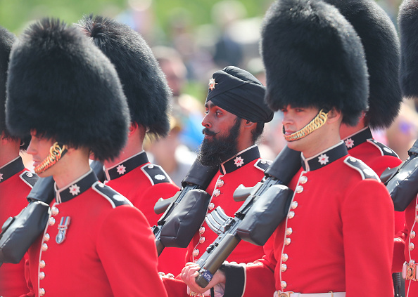 Turban「HM The Queen Attends Trooping The Colour」:写真・画像(10)[壁紙.com]