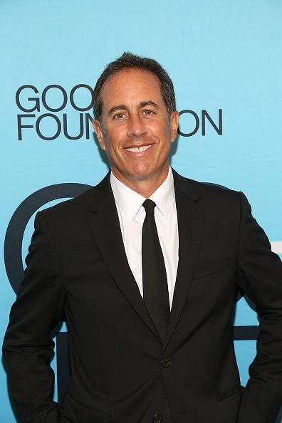 "Jerry Seinfeld「GOOD+ Foundation ""An Evening Of Comedy + Music"" Benefit」:写真・画像(5)[壁紙.com]"