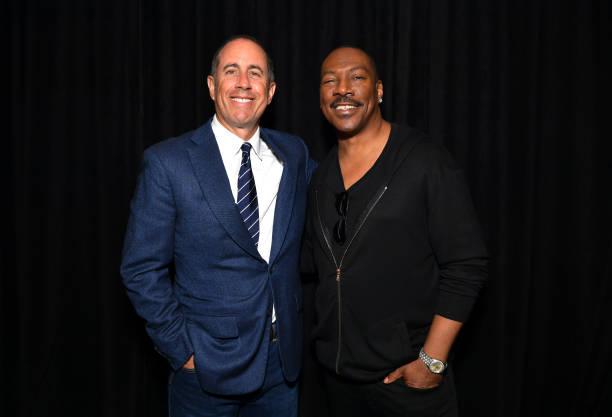Comedians In Cars w. Jerry Seinfeld & Eddie Murphy ‑ LA Tastemaker:ニュース(壁紙.com)