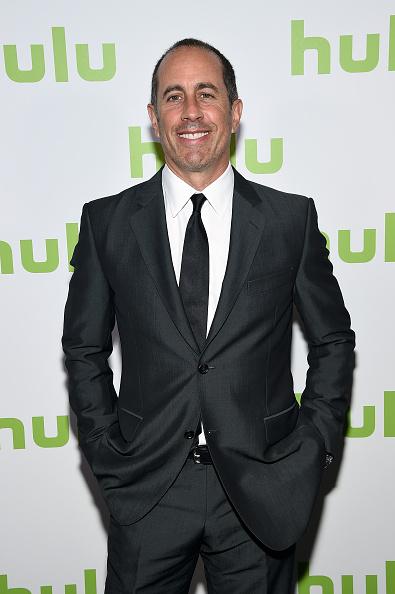 Jerry Seinfeld「2015 Hulu Upfront Presentation」:写真・画像(14)[壁紙.com]