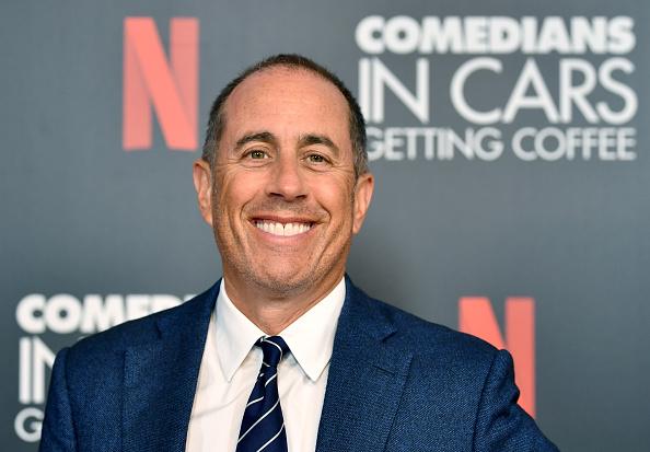 Jerry Seinfeld「Comedians In Cars w. Jerry Seinfeld & Eddie Murphy ‑ LA Tastemaker」:写真・画像(10)[壁紙.com]